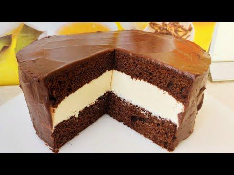 Торт эскимо!крем просто тает во рту🔥🔥