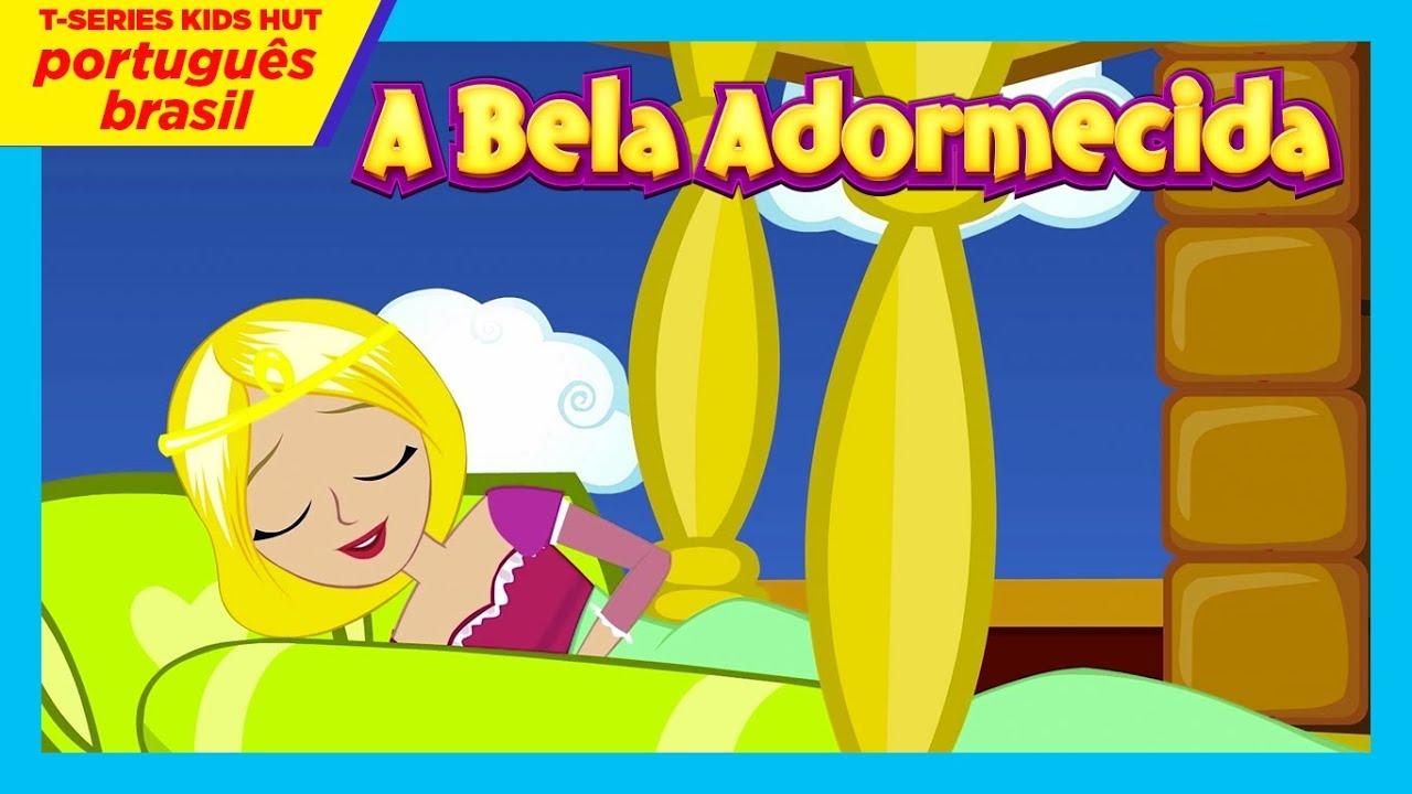A Bela Adormecida Em Portugues Historia Completa Desenho