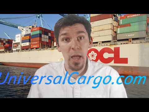 Cosco Buying OOCL - Universal Shipping News