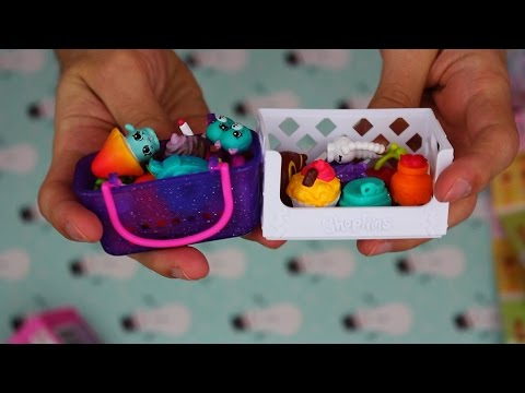 Kids ASMR: Unboxing Shopkins & Petkins Season 4 w/ ULTRA RAR