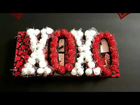 XOXO Album | Valentine's Day | Diy | Deep Panesar | A3 all about art