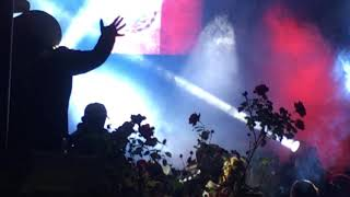 Fiesta de San Miguel unión en Jesús Maria jalisco 2018 con banda el mexicano y palomo