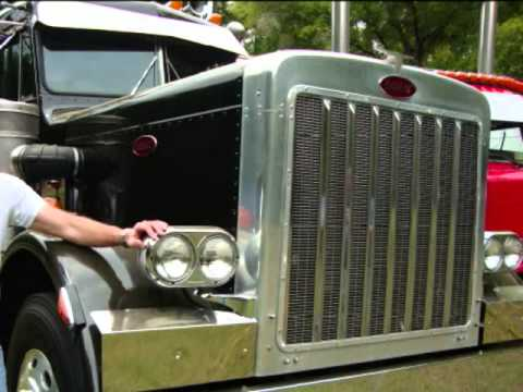 Truck Driver Songs Jesse Watson Chicken Lights and Chrome