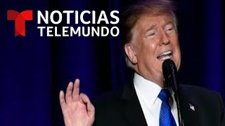 EN VIVO:El presidente Trump declara emergencia nacional para construir el muro en la frontera