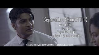 Separation (Short-Film) Sammy Gill - Naz Gill - Vegemite Singh - Adityas Films
