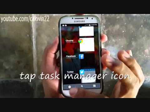How to stop android application running in background on samsung how to stop android application running in background on samsung galaxy s4 voltagebd Gallery