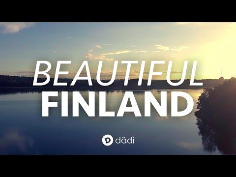 BEAUTIFUL FINLAND / Dji Phantom 4 Drone Footage