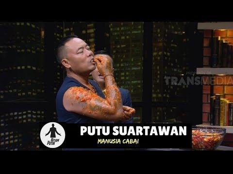 Manusia CABAI dan Mie Goreng 500 Cabai Rawit   HITAM PUTIH (13/09/18)