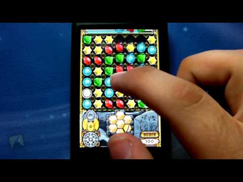 Jewellust by Smartpix Games | Droidshark.com Video Review for Android