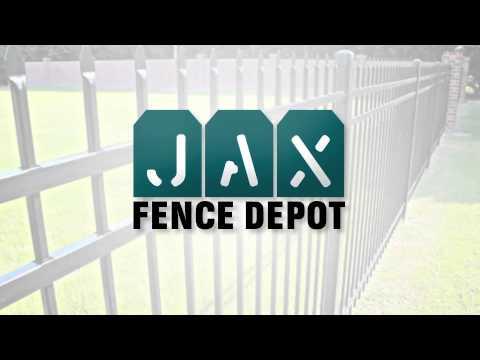 Jax Aluminum Fencing