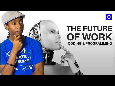The Future of Work is Learning Coding and Programming