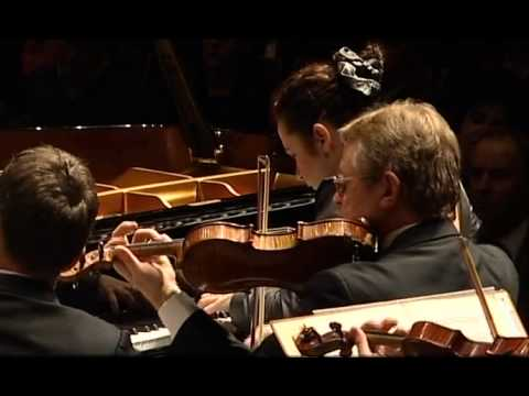 Lisa Smirnova: Lutoslavsky Paganini  Variations for Piano and Orchestra