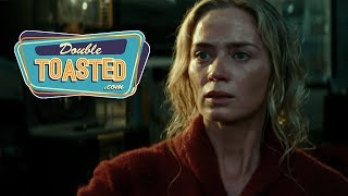 A QUIET PLACE BEST FAN REACTIONS - Double Toasted Reviews
