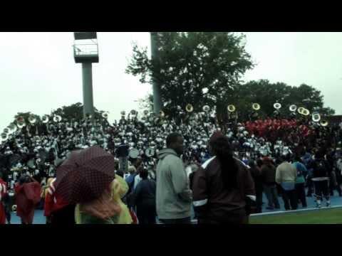 Hampton University vs NC A&T 2013 Homecoming