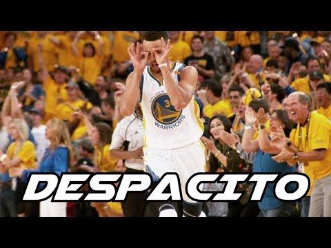 Stephen Curry Mix 'Despacito' 2017 ᴴᴰ
