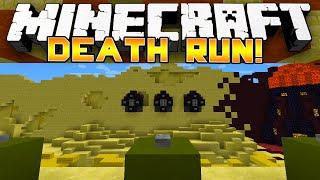 Minecraft 1.8: BRAND NEW DEATH RUN! (New Traps & More!) - w/Preston, Jerome, Vikkstar & Choco!