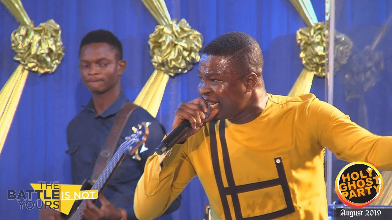 Download Bidemi Olaoba @the HolyGhost Party 30th August 2019
