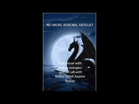 No More Adrenal Fatigue - Full moon special with Nidhu Satish Kapoor - Call replayKaynak: YouTube · Süre: 1 saat30 dakika50 saniye