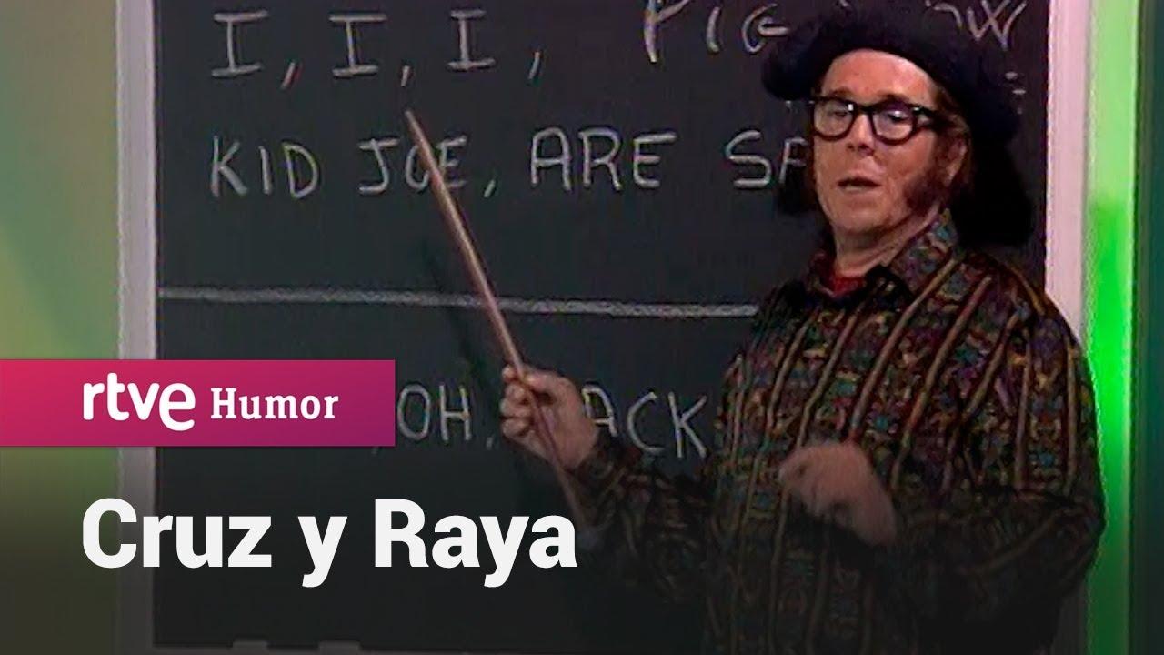 Clases de flamenco para extranjeros - Cruz y Raya | RTVE Humor