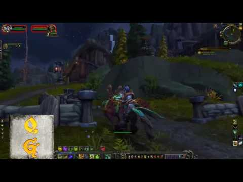 World Of Warcraft Legion A Grapple a Day