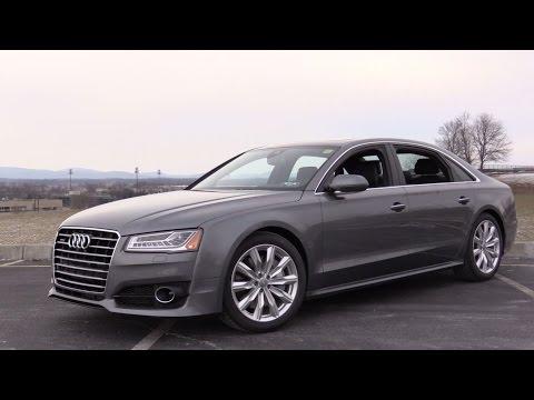 2017 Audi A8 L: Review