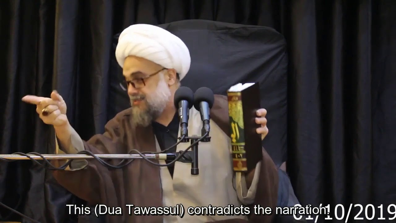 Download How Dua Tawassul Was Made | Yasser Awdeh (English Subtitles)