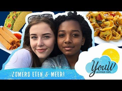 Deel 2 Toerist in Amsterdam, lekker zomers eten #6