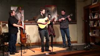 """Tennessee Wagoner"" performed by the April Verch Band"