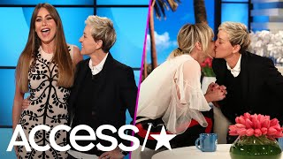Sofia Vergara & Portia De Rossi Surprise Ellen DeGeneres For Her 60th Birthday | Access
