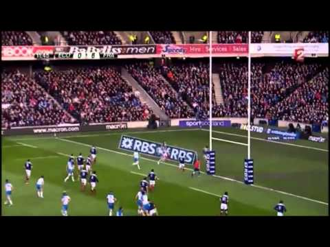 RBS 6 Nations 2014 - All tries