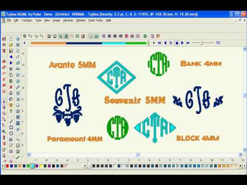 Tajima embroidery software free with crack software