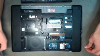 Ремонт ноутбука. Ауыстыру модулі Wi Fi HP ноутбугы 450 G1