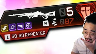 The 3030 Repeater became a shotgun in Season 9 (Apex Legends)