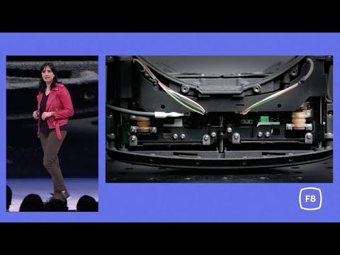 Facebook zeigt den Oculus Half-Dome-Prototyp
