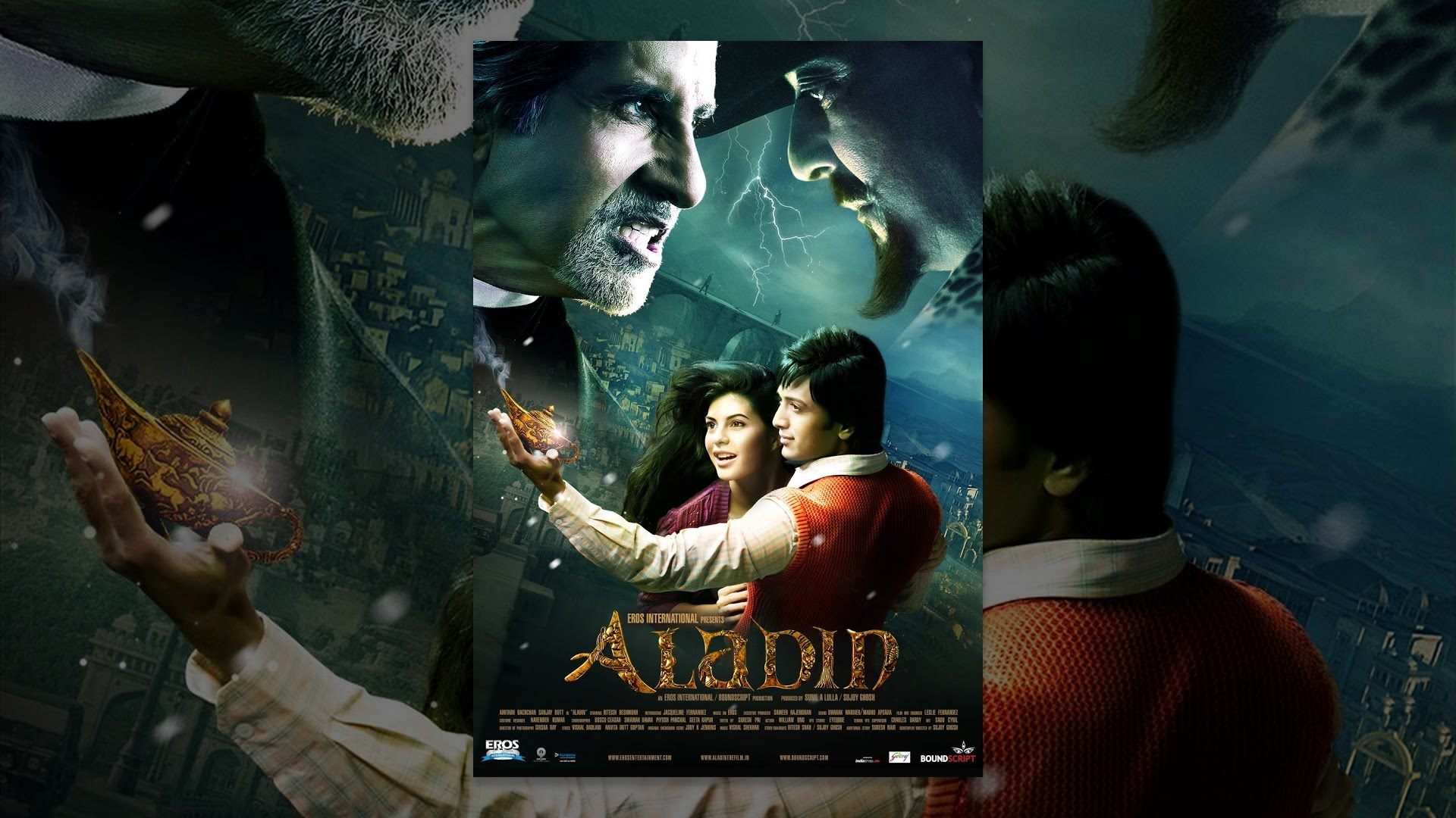 Youtube Aladin