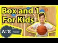 Box and 1 Basketball Zone Defense For Kids