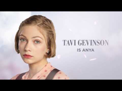The Cherry Orchard - Tavi Gevinson is Anya