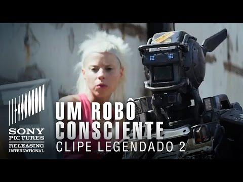 Chappie | Um robô consciente | 16 de abril nos cinemas