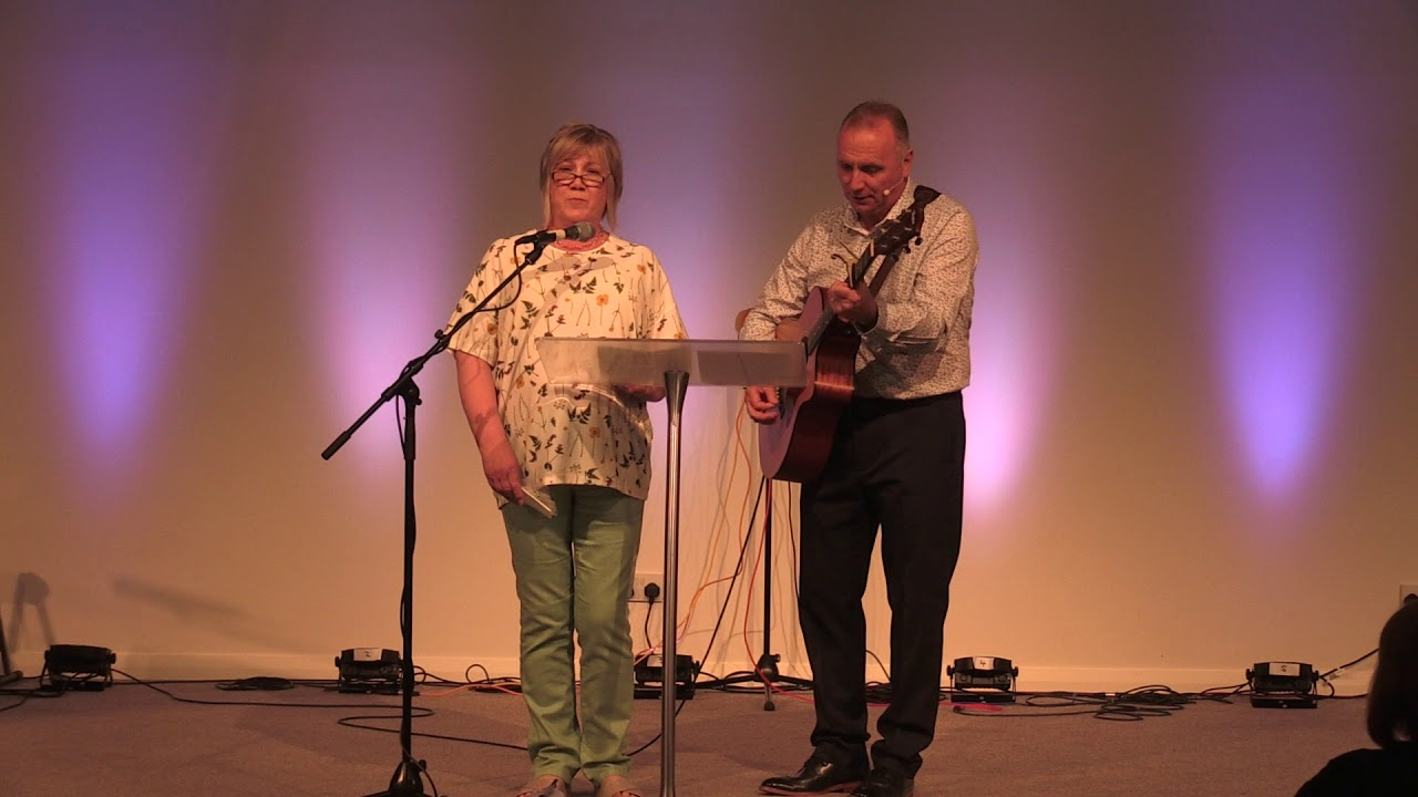 Pastor George & Linda 'This Blood'