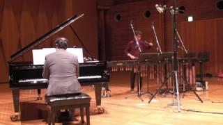 "Makoto Nakura plays ""Les bois du paradis"" by Benjamin C.S. Boyle"