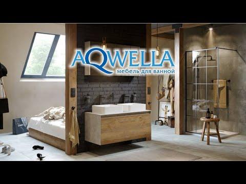 Aqwella Mobi мебель для ванной