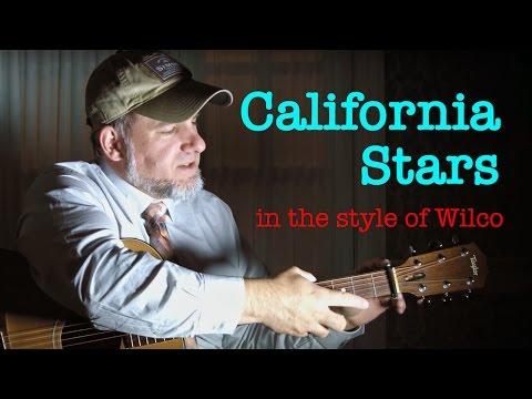 California Stars Guitar Lesson in the style of Wilco