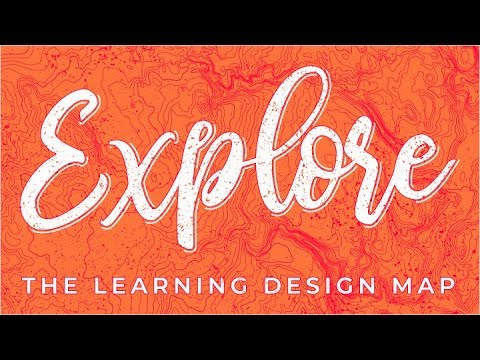 Webinar: Explore The Learning Design Map