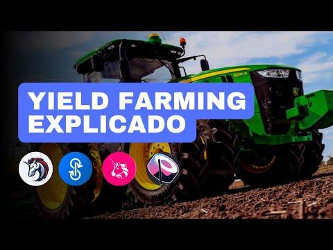 🤔 ¿Qué es el Yield Farming? ¿Vale la pena?