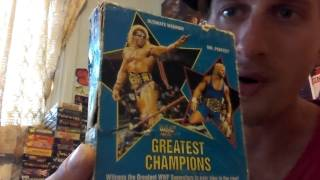 Complete WWF WWE VHS Collection