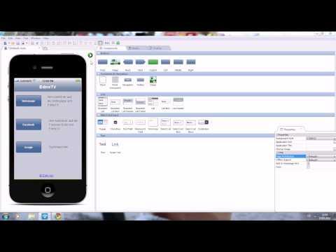IPhone / IPod App Selber Machen  ?
