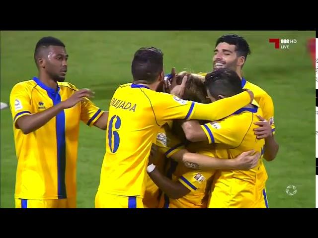 اهداف المباراة : الغرافة 6 - 1 الريان دوري نجوم QNB