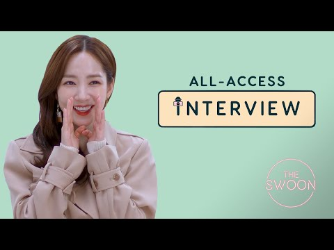 Park Min-young On The Characters She Relates To The Most | All-Access Interview [ENG SUB]