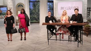 Curvy Girl Makeovers with Christian Siriano - Pickler & Ben