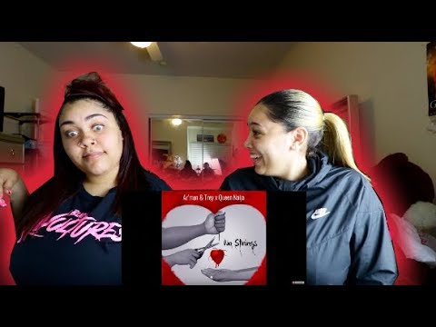 Ar'mon And Trey ft. Queen Naija - No Strings Reaction | Perkyy and Honeeybee